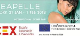 Listado expositores españoles en Lineapelle New York Enero'18
