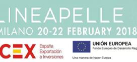 Listado de empresas españolas en LINEAPELLE/SIMAC-TANNING TECH FEB'18