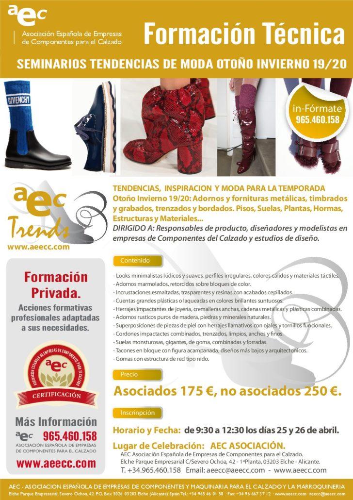 calzado Noticias Componentes y FCFS marroquinería EW11qp0rFw