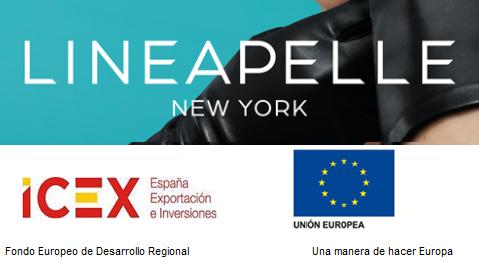 Las Empresas de Componentes para el Calzado acuden a la FERIA LINEAPELLE LONDON Y  NEW YORK
