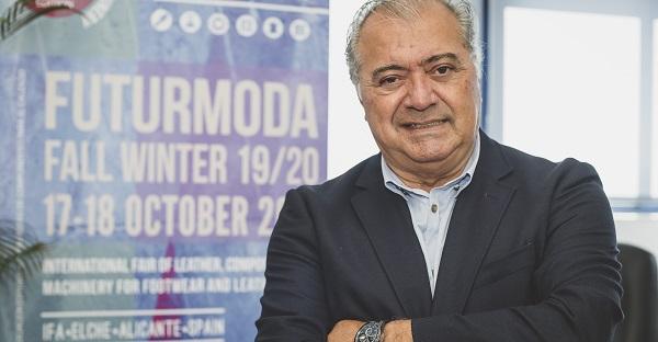 JOSE ANTONIO IBARRA,  Nuevo Presidente de Futurmoda
