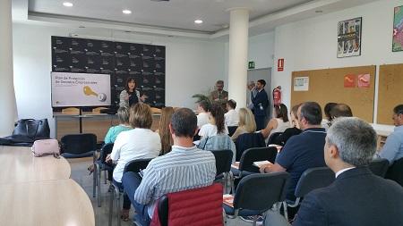 Jornada Café en AEC Plan de Protección de Secretos Empresariales